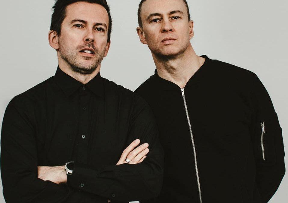 MATRIX & FUTUREBOUND ANNOUNCE NEW ALBUM 'MYSTERY MACHINE'