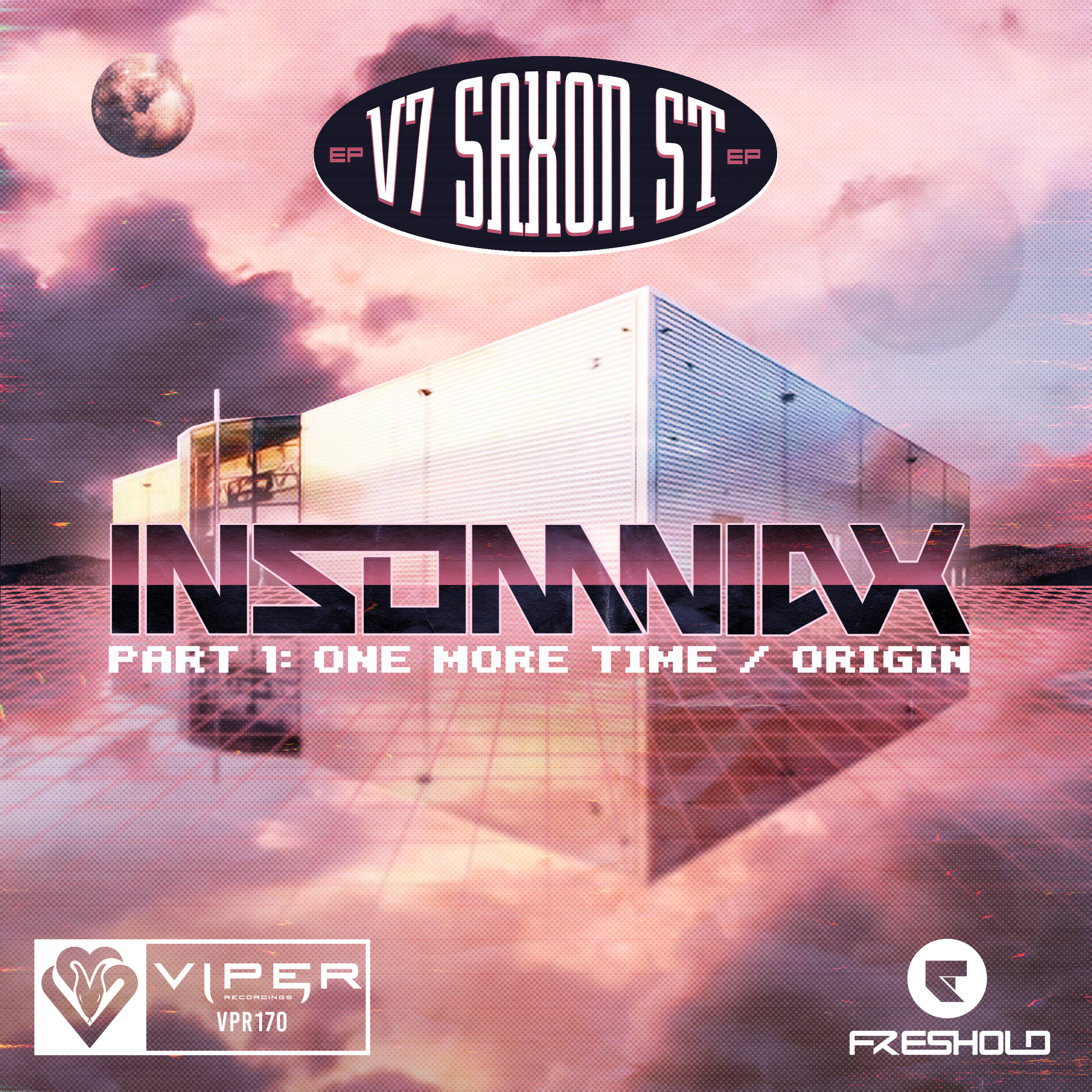 INSOMNIAX - ONE MORE TIME / ORIGIN